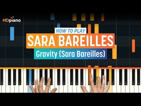 "How To Play ""Gravity"" by Sara Bareilles 