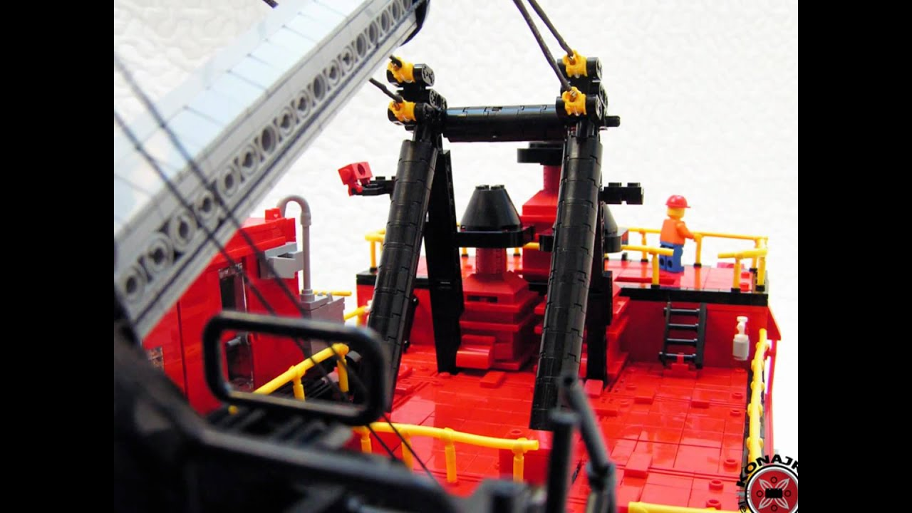 Photoslideshow of a Lego bucyrus 495 HF.wmv - YouTube