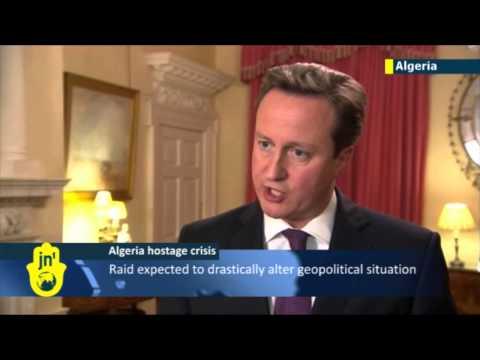 Hollande: Algeria attack justifies Mali war