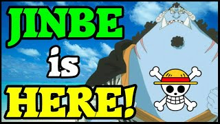 Jinbe Is Finally Here! Expectations With The Crew - One Piece Discussion