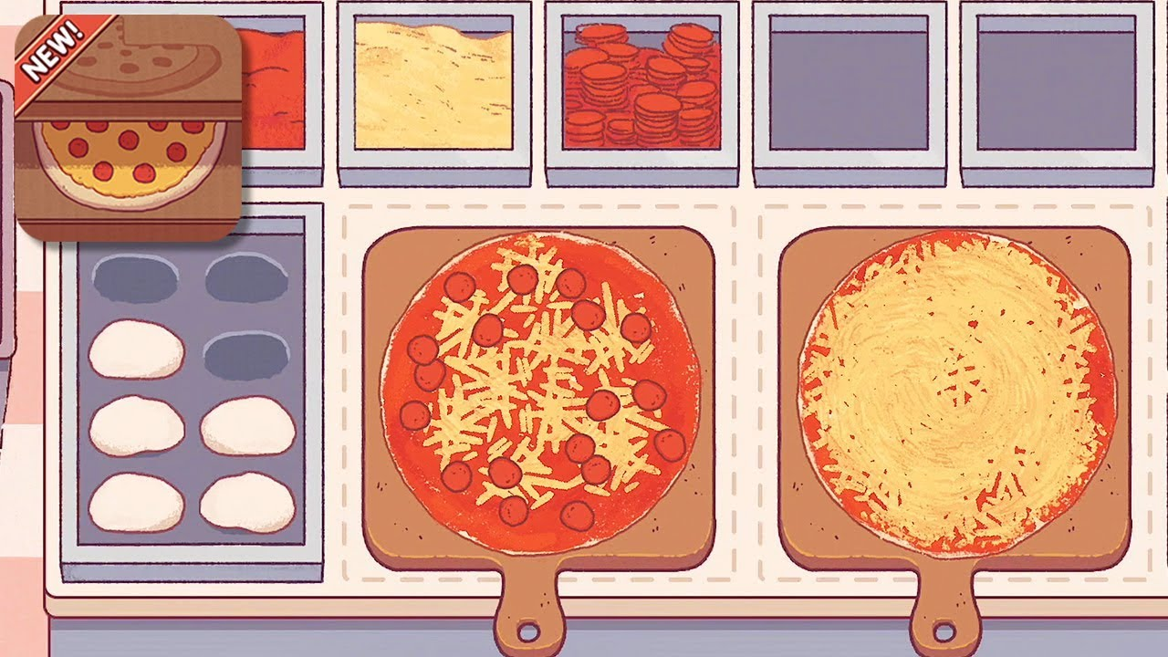 Good Pizza, Great Pizza – Gameplay Trailer (iOS, Android)