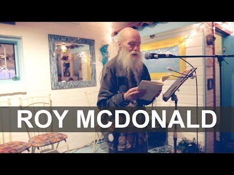 Roy McDonald | Poetry Open Mic October 1, 2014