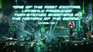 RESOGUN launch trailer - PS4 #4ThePlayers