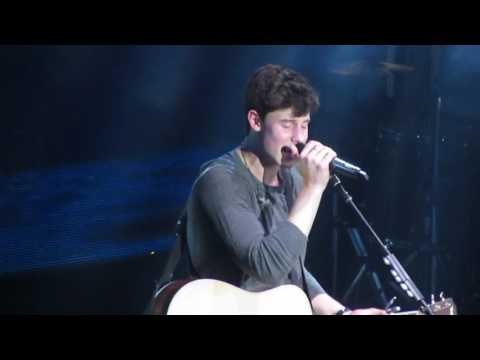 Air/Work/One Dance/Let It Go by Shawn Mendes