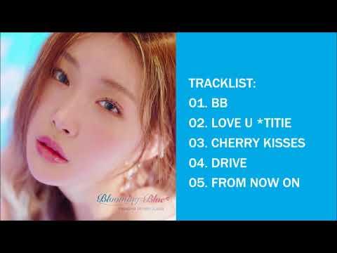 [FULL ALBUM] 청하(Chungha) - Blooming Blue
