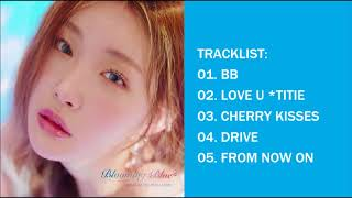 [FULL ALBUM] 청하(Chungha) - Blooming Blue