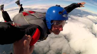 AFF Jump Level 4 in Skydive SPA