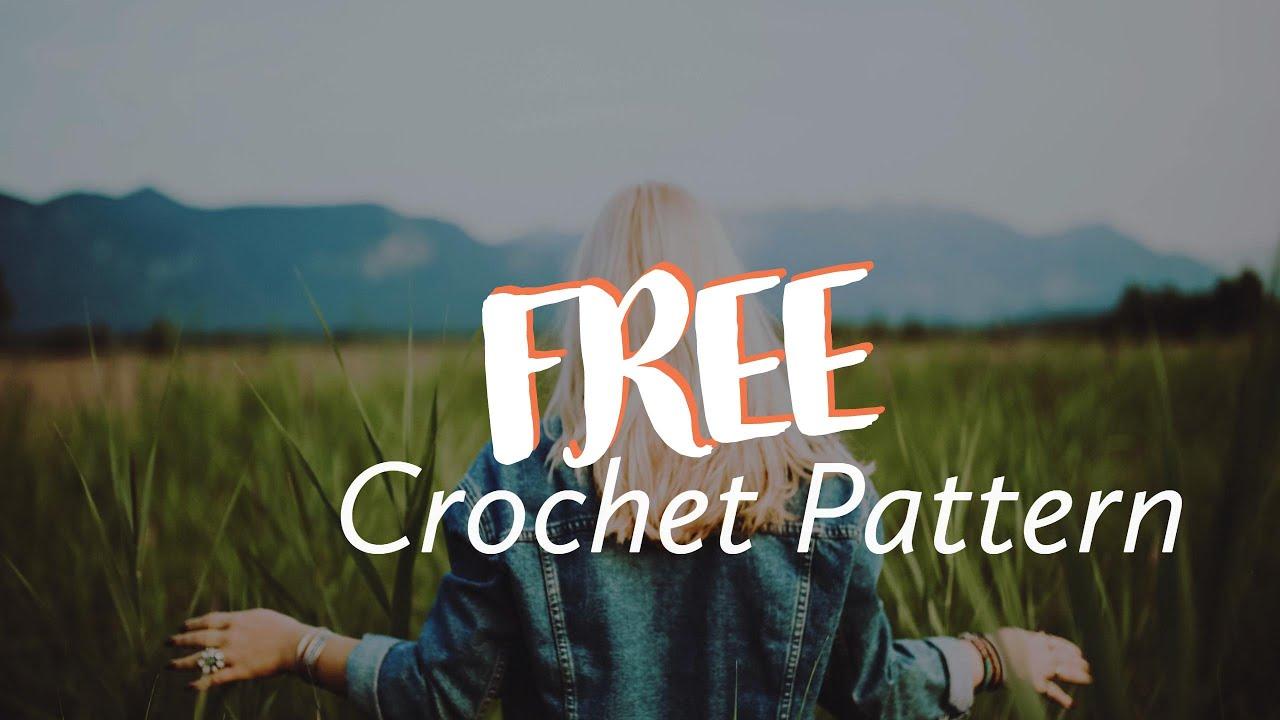 Free Crochet Baby Shark Booties Pattern Youtube