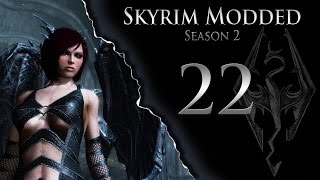 Skyrim Modded S02 Ep22 While We Are There