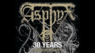 Asphyx - Forerunners Of The Apocalypse - Live @ Turock 2017 - 30th Anniversary of Asphyx