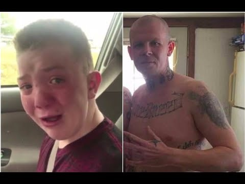 Absent imprisoned Dad of bullied boy Keaton Jones is a Convict & White Supremacist