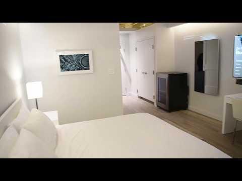Marriott Unveils IoT Hotel Room Of The Future