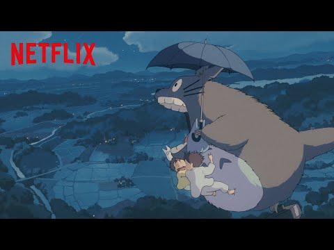Studio Ghibli na Netflix   Zapowiedź