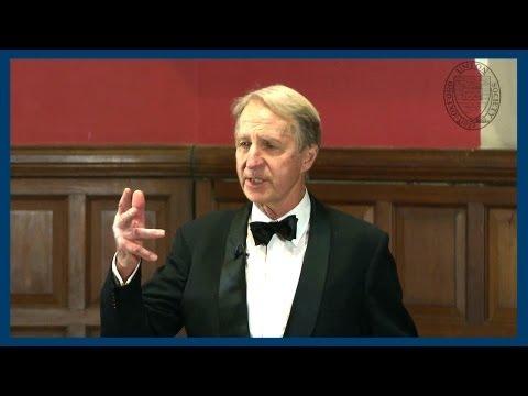 Lord Willoughby De Broke | Britain Should Leave The EU | Oxford Union
