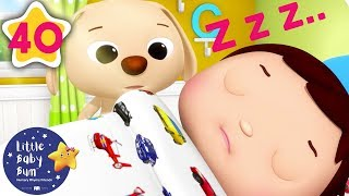 Are You Sleeping Brother John? | +More Nursery Rhymes & Kids Songs | Learn with Little Baby Bum