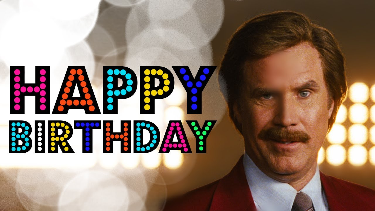 Happy birthday will ferrell shane dawson youtube sciox Image collections