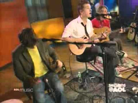 Hanson - 'Strong Enough to Break' (AOL Sessions)