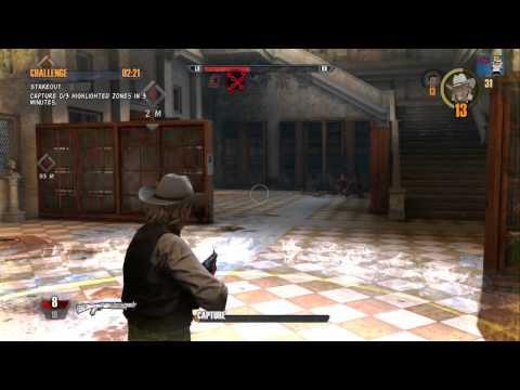 R.I.P.D Arade Gameplay COOP Online Xbox 360/Ps3