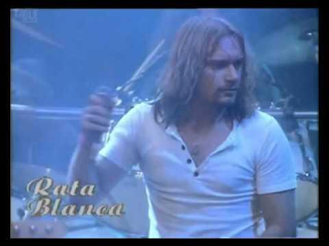 Rata Blanca - Chico callejero (CM Vivo 1997)