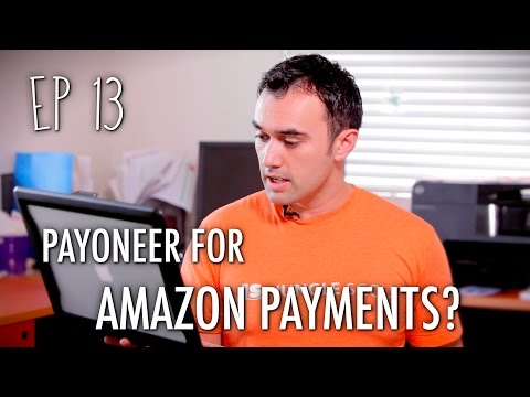 Using Payoneer to receive Amazon payments?? - ASK JUNGLE SCOUT EP #13