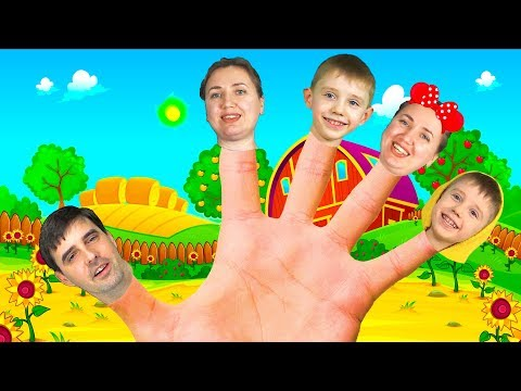 Finger Family Song