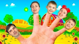 Finger Family Song Daddy Finger Nursery Rhymes For Kids and Children Kids Songs