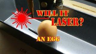 WILL IT LASER: An Egg thumbnail