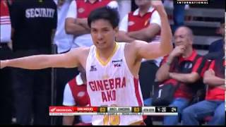 PBA Commissioner's Cup 2018 Highlights: San Miguel vs Ginebra Aug 8, 2018