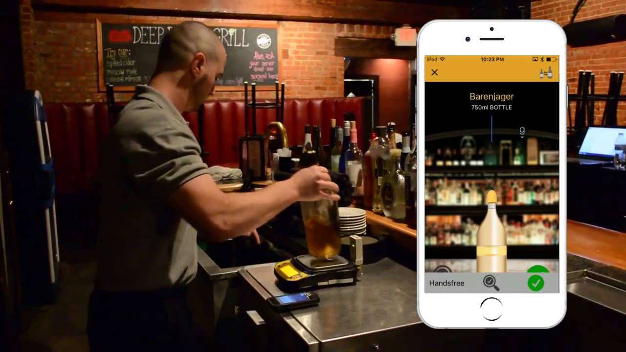 The Easiest Amp Most Accurate Bar Inventory App