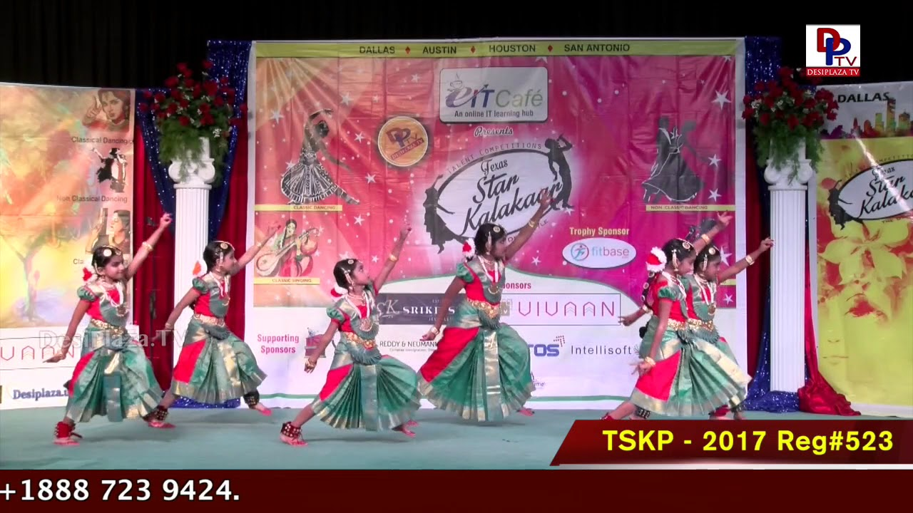 Finals Performance - Reg# TSK2017P523- Texas Star Kalakaar 2017