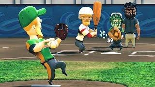 Super Mega Baseball Extra Innings: Primeira Gameplay