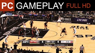NBA 2K14 PC Gameplay (1080p)