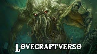 Los mejores cómics de H.P. Lovecraft