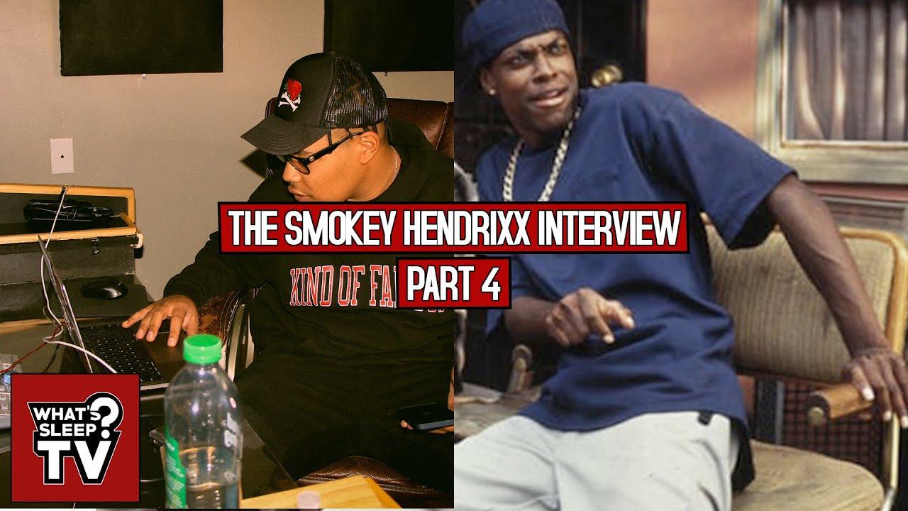 Smokey Hendrixx Talks Getting His Producer Tag 'SMOKEY!' From The Movie Friday