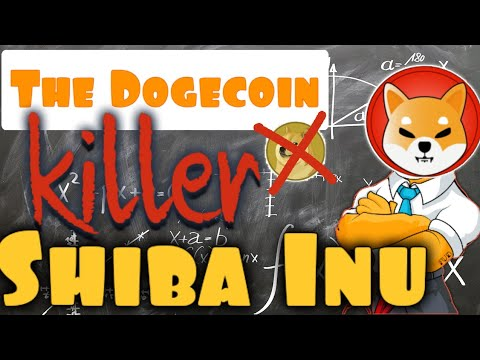 Shiba Inu Token! (The dogecoin killer!)