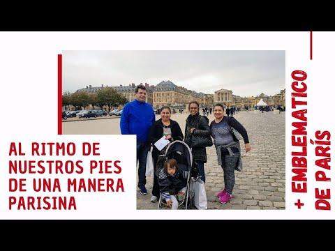 Paris Tour Español-Lo Más Emblemático al Ritmo de Nuestros Pies de una Manera Local-Peruana en Paris