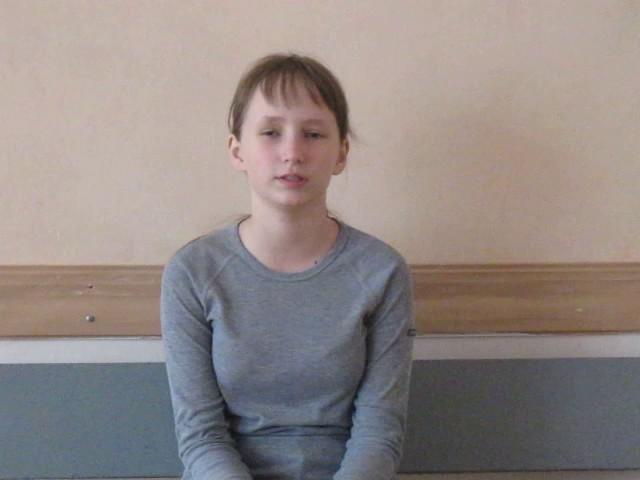 Изображение предпросмотра прочтения – АлинаЧижова читает авторское произведение «О войне»
