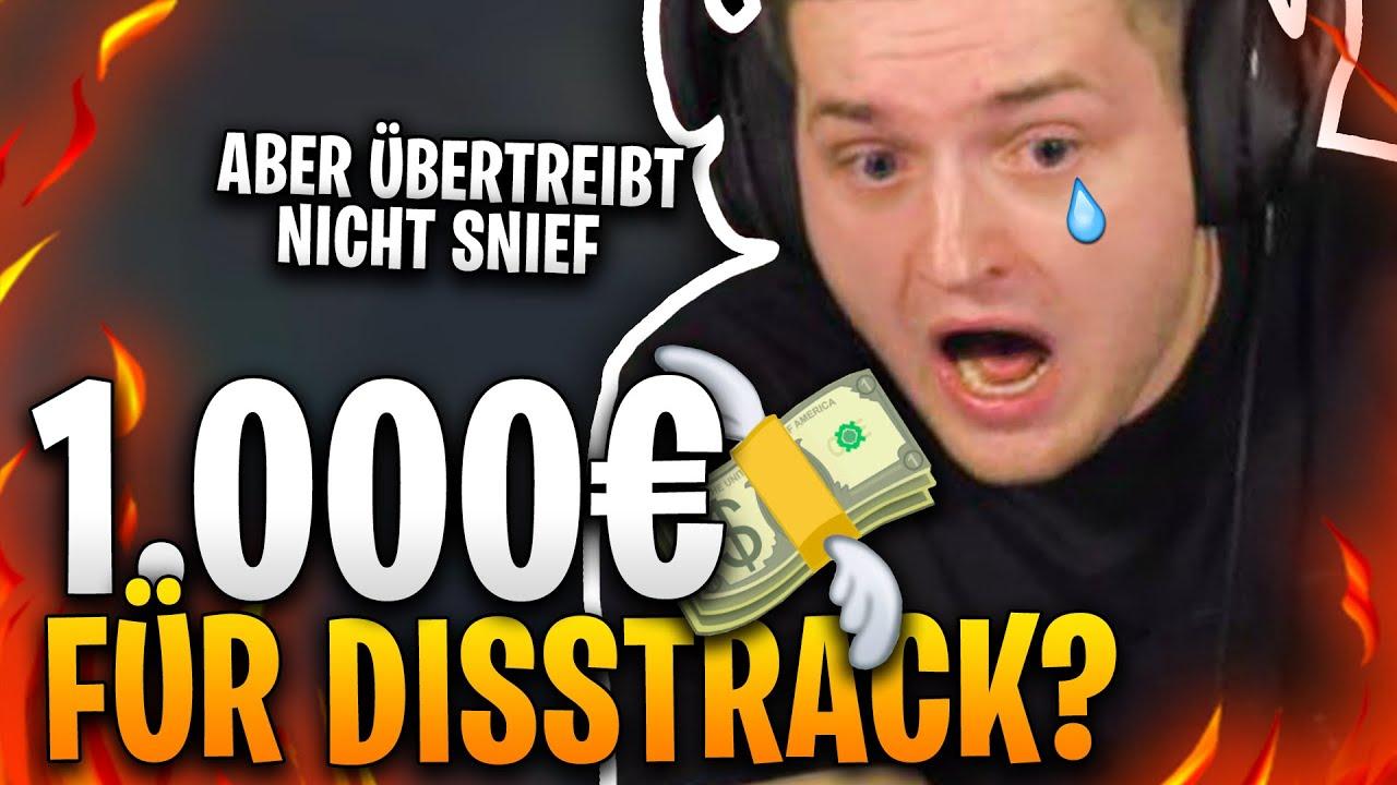 🔥😎IHR dürft MICH DISSEN! DISSTRACK für 1000€! | Trymacs Disstrack