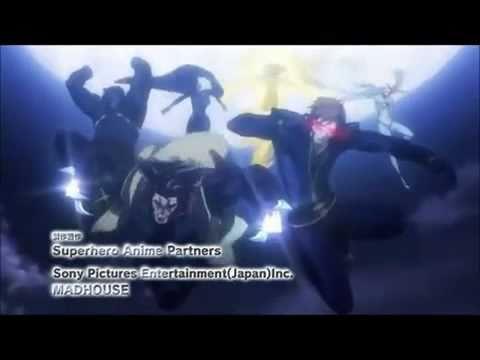 Marvel Anime X-Men OP