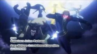 Marvel Anime X-Men OP