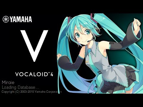 How I use Vocaloid Hatsune Miku 初音ミク