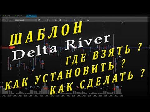 Шаблон для Delta River  / БИНАРНЫЕ ОПЦИОНЫ