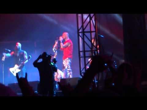 Five Finger Death Punch Bad Company Aftershock Festival 2013