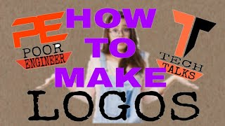 How to make logo for your YouTube channel and for your shop