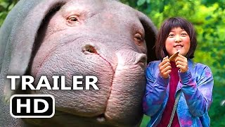 Video OKJA Official NEW Trailer (2017) Steven Yeun Adventure Korean Monster Movie HD download MP3, 3GP, MP4, WEBM, AVI, FLV Agustus 2018