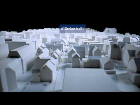 2. Platz - Internationaler städtebaulicher Wettbewerb Quartier Backnang West