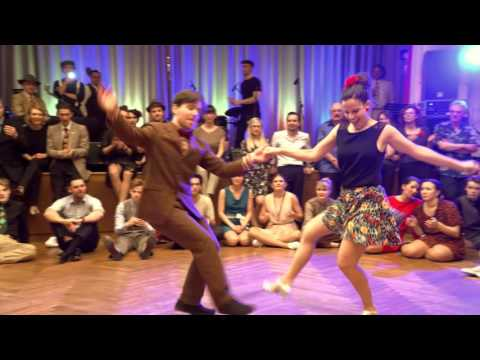 RTSF 2016 - Lindy Hop Performance - Lucia & Ludwig