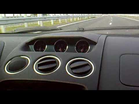 Lamborghini   340 kmh Kaliningrad, Russia