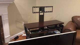 How to Remove Vizio TV Stand