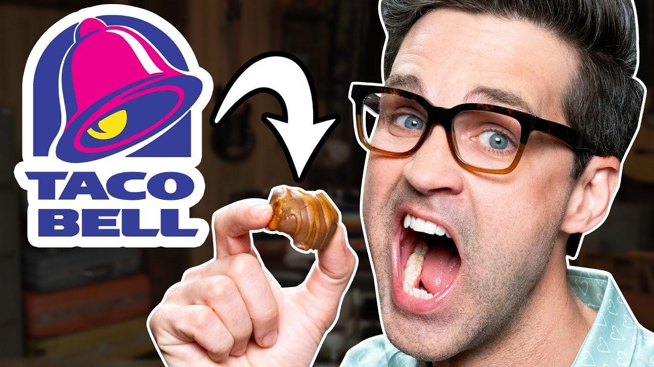 Taco Bell Chocolates Taste Test